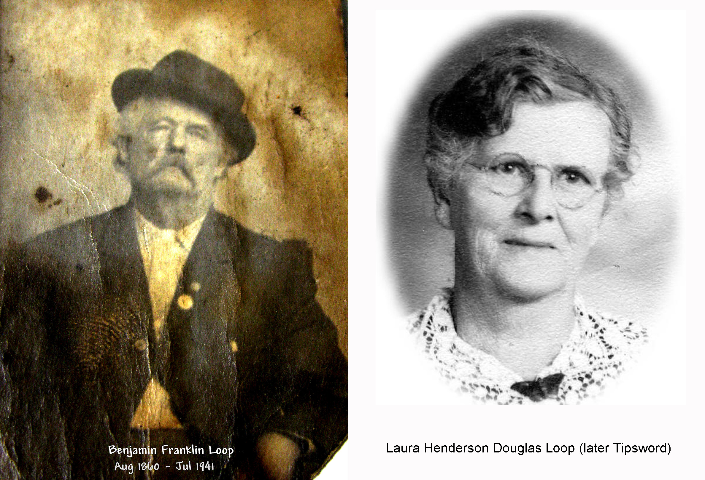 Benjamin Franklin Loop and Laura Henderson Douglas